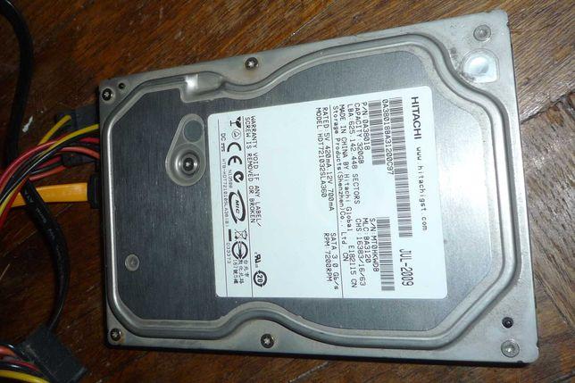 жесткий диск SATA-II  320 гб.