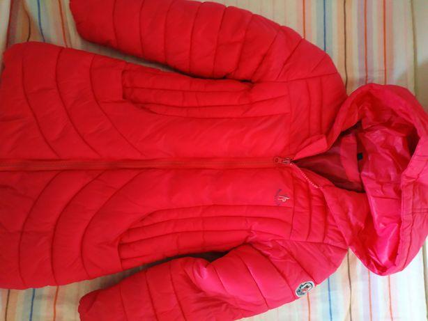Куртка дитяча весна-осінь рожева