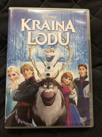DVD Kraina Lodu Dianey