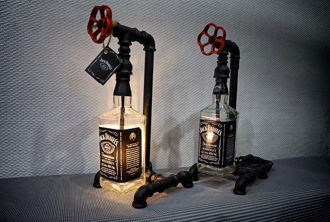 Lampa Jack Daniels - dekoracja