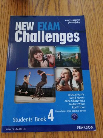 New exam challenges - Students' book 4