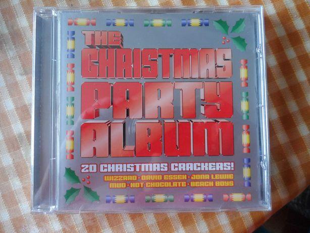 CD  DE NATAL - The Christmas Party Album  (vários cantores)