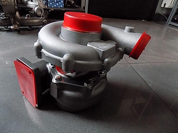 CIĄGNIK 6, Nowa turbosprężarka