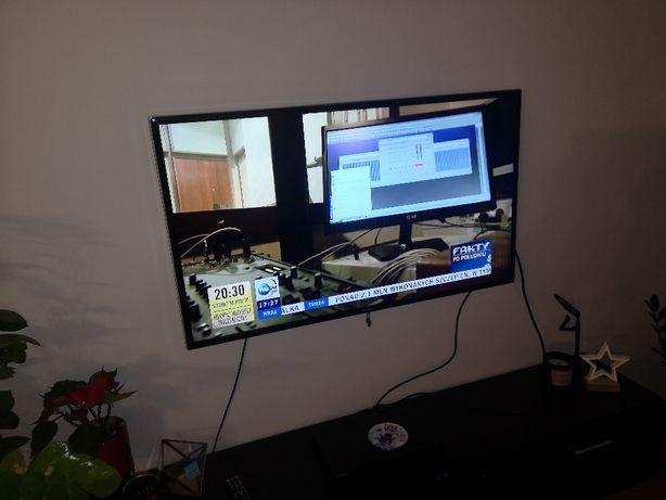 TV Samsung 46 cali smart 3D