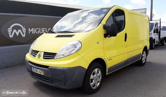 Renault TRAFIC 2.0DCI 115CV AC
