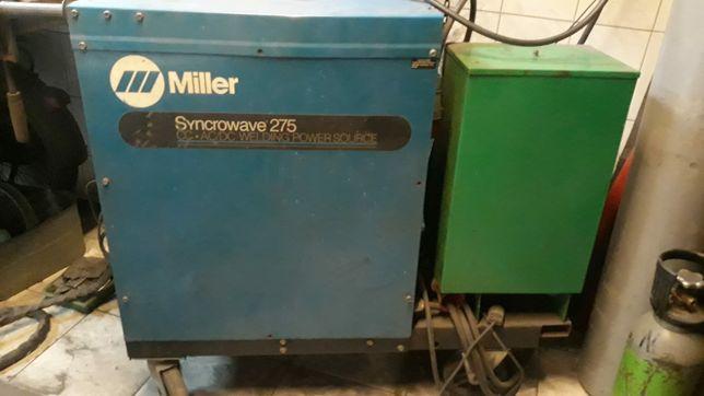 Spawarka Tig AC/DC Miller syncrowave 275 S
