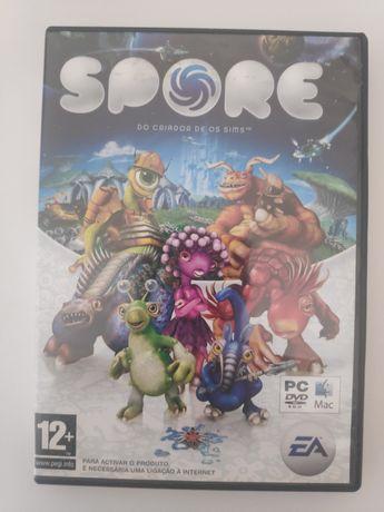 Spore, jogo Online (PC)