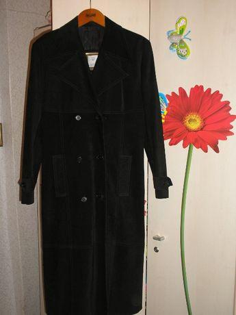 1300 руб Пальто из натуральной замши