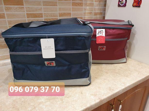 Сумка-холодильник термосумка DT-4246 Cooling Bag 25 л.