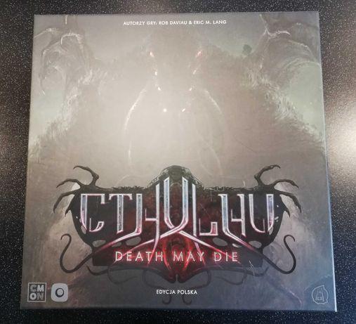 Cthulhu: Death May Die PL + 2 dodatki PL