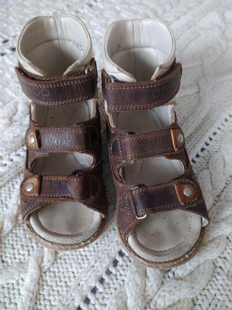 Ортопедичні сандалі 16см