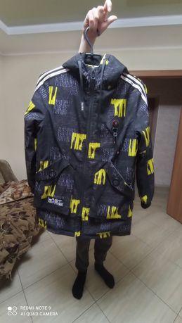 Куртка демисезонная мальчуковая