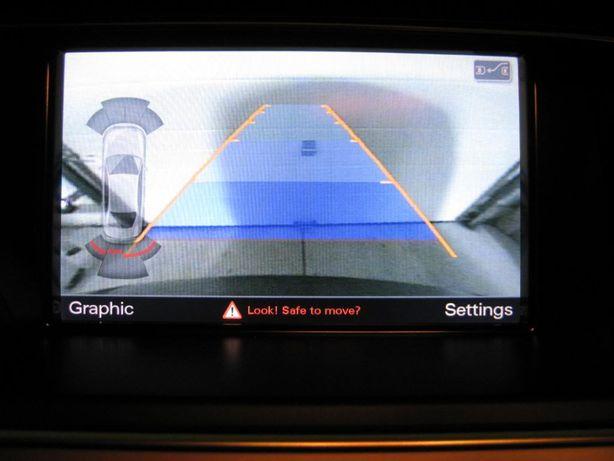 Kit para Camara traseira original para Audi A4 (B8) 8k, A5 e Q5