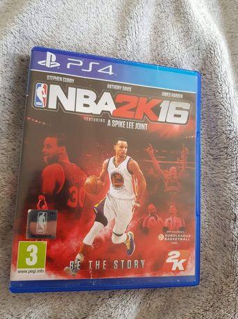 Gra PS4 NBA 2K16