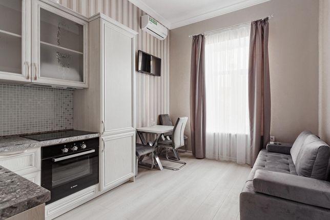 Сдам до лета / длительно красивую новую квартиру Центр, Дерибасовская