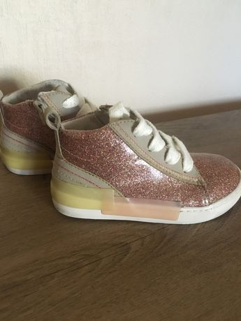 Кросовки кеды ботинки zara 24