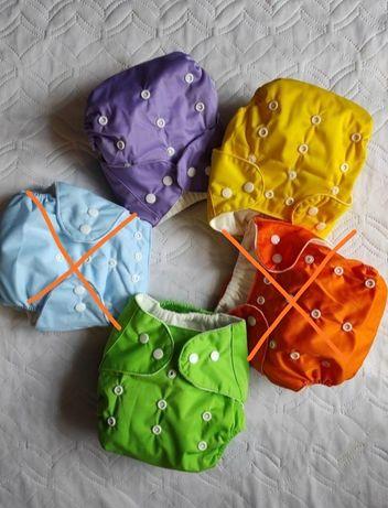 Багаторазові підгузники (многоразовые подгузники)