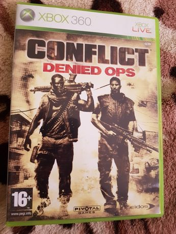 Conflict Denied Ops xbox 360