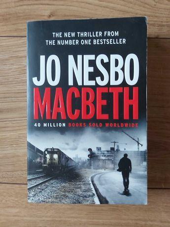 """Jo Nesbo """"Macbeth"""" po angielsku"""