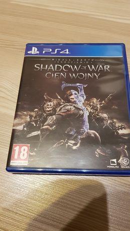 """Gra na PS4 """"Shadow of War cień wojny"""""""