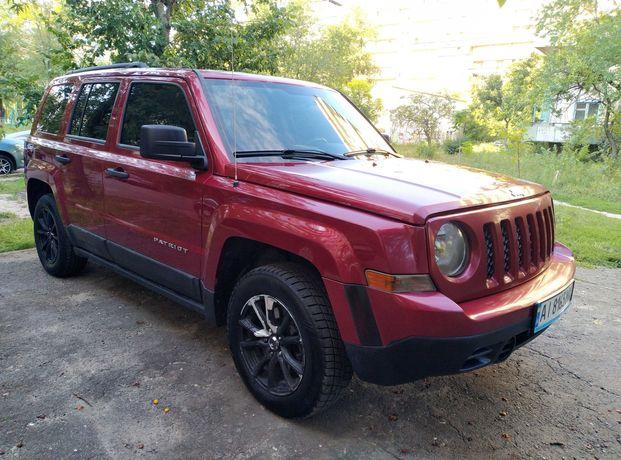 Продам Jeep Patriot