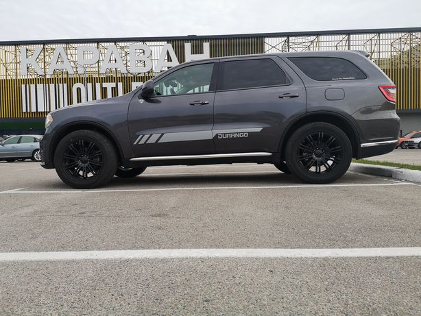 Dodge Durango Citadel 3,6 AWD