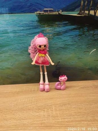 Sprzedam lalkę Lalaloopsy KLEJNOTKA z kotkiem