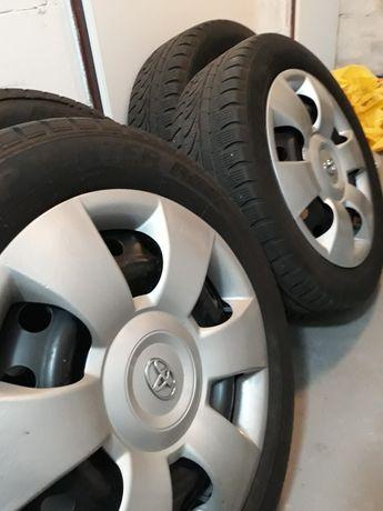 Opony Toyota Yaris