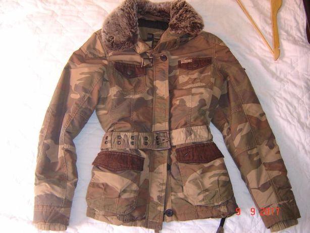 Куртка женская милитари Khujo