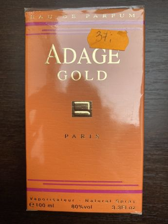 Perfumy Adage Gold Paris 100 ml