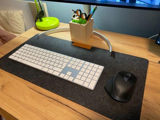 Клавиатура Apple Magic Keyboard RU+Numeric Keypad (White)