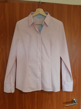 Koszula różowa L/40