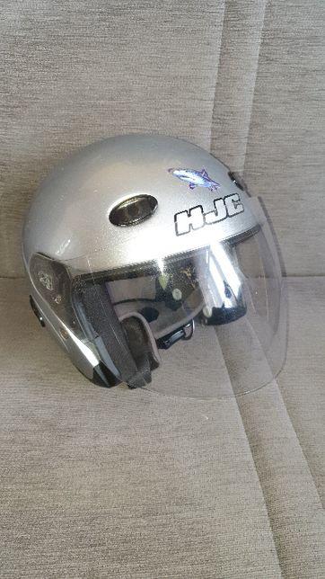 Kask motocyklowy firmy HJC,rozmiar M(7,5)