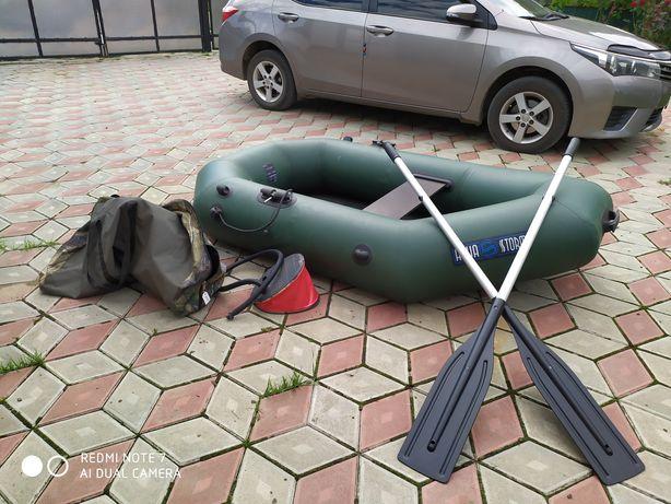 Надувний човен Aqua Stopm St 220