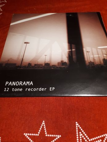 Płyty winylowe . Panorama - 12 Tone Recorder - Techno ! Trance !