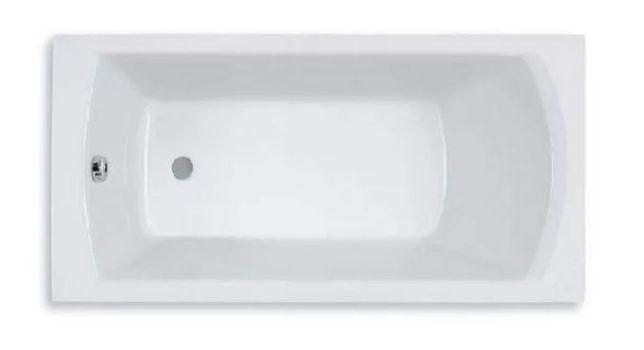 Wanna akrylowa Roca Linea 170x75 wyprzedaż -50% nowa