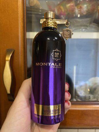 Montale Aoud Sense Парфюмированная вода оригинал 100мл