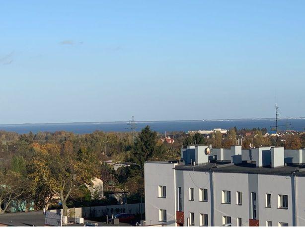 63 m z pięknym widokiem na morze, remont luty 2021