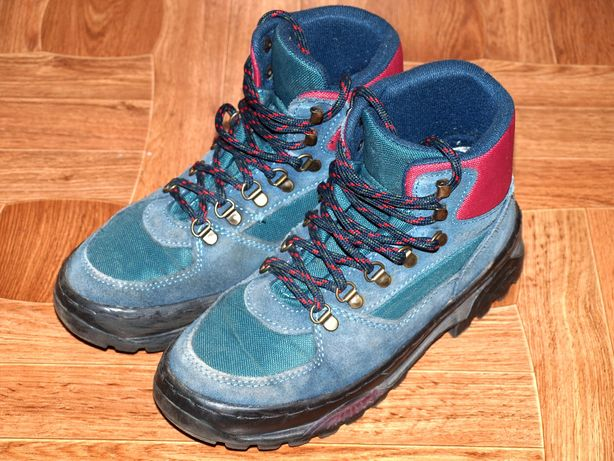 Детские ботинки Meindl Германия, демисезон, р.37, в отличном состоянии