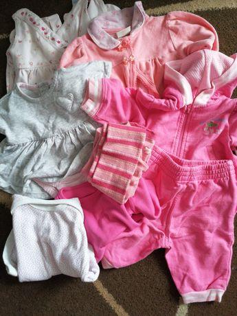 Paka ubranek dla niemowlaka