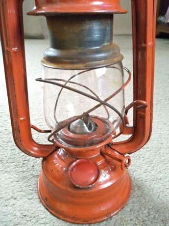 Lampa naftowa Jupiter 1 z PRL.
