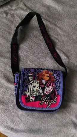 torba dziecieca Monster High