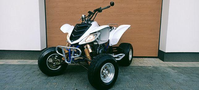 Quad Yamaha Yfm 660 Raptor.DLA WYMAGAJĄCYCH Homologacja L7e