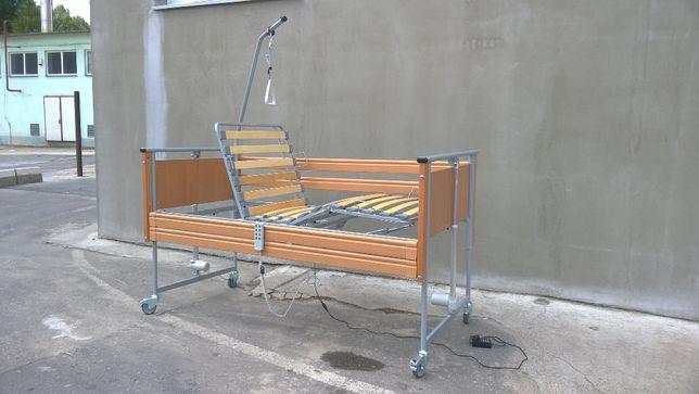 Łóżko rehabilitacyjne, ortopedyczne Elbur PB 326. Dostawa i montaż