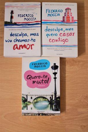 Livros Federico Moccia