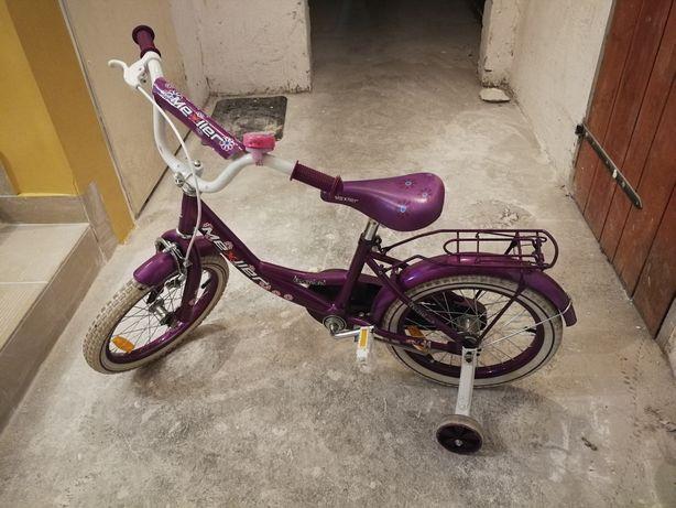 """Rower 16"""" dla dziewczynki"""