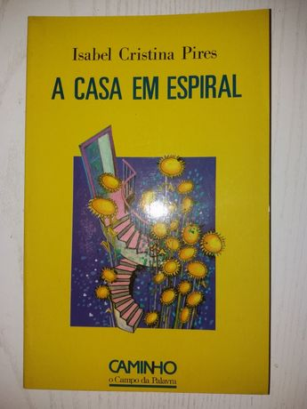 """Livro """" A casa em Espiral"""""""