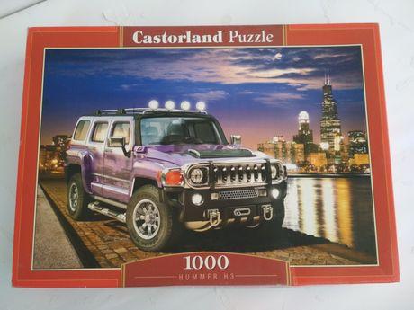 Пазл Castorland 1000 элементов авто Хаммер Н3