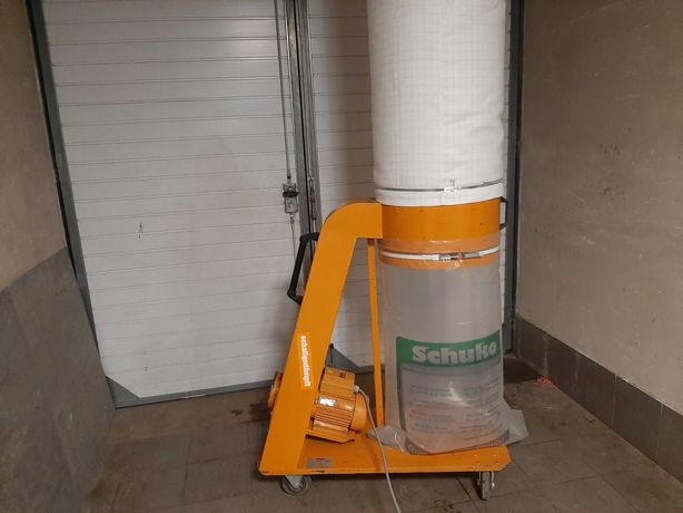 Odciąg trocin Schuko 2.2 kw ,hocker polytechnik,spanex,Alko