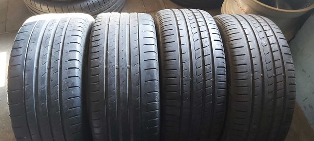 Opony 235/45/17 continental/Pirelli